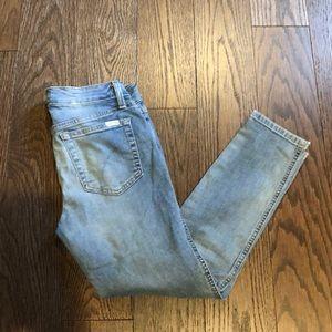 Joe's Light Wash Skinny Jeans